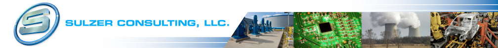 Sulzer Consulting Header